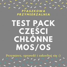 TEST PACK - MOS / OS - na