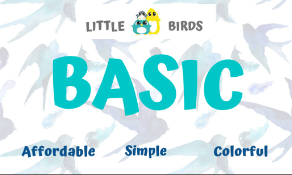 BASIC - cheaper and simply cloth diapering